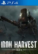 Cover zu Iron Harvest - PlayStation 4