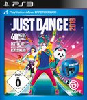 Cover zu Just Dance 2018 - PlayStation 3