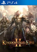 Cover zu Kingdom Under Fire 2 - PlayStation 4