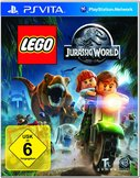 Cover zu LEGO Jurassic World - PS Vita