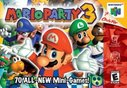 Cover zu Mario Party 3 - Nintendo 64