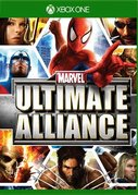 Cover zu Marvel: Ultimate Alliance - Xbox One