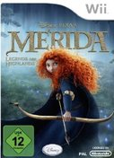 Cover zu Merida - Legende der Highlands - Wii