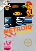 Cover zu Metroid - NES