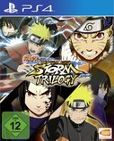 Cover zu Naruto Shippuden: Ultimate Ninja Storm Trilogy - PlayStation 4