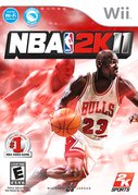 Cover zu NBA 2K11 - Wii