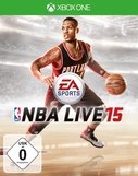 Cover zu NBA Live 15 - Xbox One