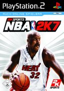 Cover zu NBA 2K7 - PlayStation 2