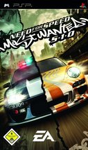 Cover zu Need for Speed: Most Wanted - PSP