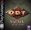 Cover zu O.D.T. - Escape... Or Die Trying - PlayStation