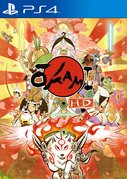 Cover zu Okami HD - PlayStation 4