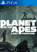 Cover zu Planet of the Apes: Last Frontier - PlayStation 4