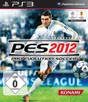 Cover zu Pro Evolution Soccer 2012 - PlayStation 3