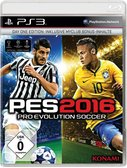 Cover zu Pro Evolution Soccer 2016 - PlayStation 3