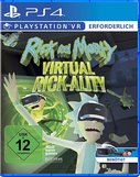 Cover zu Rick and Morty: Virtual Rick-ality - PlayStation 4