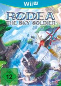 Cover zu Rodea The Sky Soldier - Wii U
