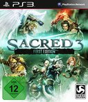 Cover zu Sacred 3 - PlayStation 3