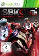 Cover zu SBK Generations - Xbox 360