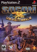 Cover zu SOCOM: U.S. Navy Seals - PlayStation 2