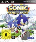 Cover zu Sonic Generations - PlayStation 3
