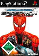 Cover zu Spider-Man: Web of Shadows - PlayStation 2