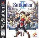 Cover zu Suikoden II - PlayStation