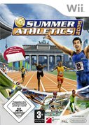Cover zu Summer Athletics 2009 - Wii