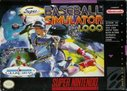 Cover zu Super Baseball Simulator 1.000 - SNES