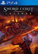 Cover zu Sword Coast Legends - PlayStation 4