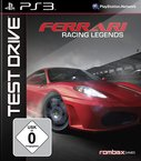 Cover zu Test Drive: Ferrari Racing Legends - PlayStation 3