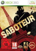 Cover zu The Saboteur - Xbox 360