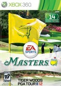 Cover zu Tiger Woods PGA Tour 12: The Masters - Xbox 360