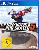 Cover zu Tony Hawk's Pro Skater 5 - PlayStation 4