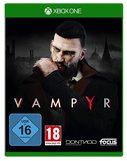 Cover zu Vampyr - Xbox One