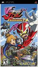 Cover zu Viewtiful Joe: Red Hot Rumble - PSP
