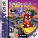 Cover zu Walt Disney World Quest Magical Racing Tour - Game Boy Color