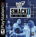 Cover zu WWF Smackdown! - PlayStation