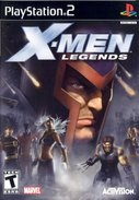 Cover zu X-Men Legends - PlayStation 2