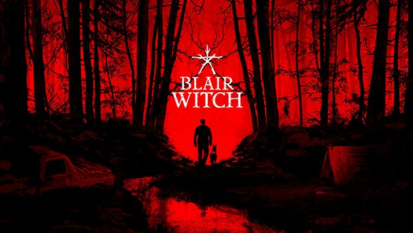 Poster zum 2019 erschienenen Blair Witch.