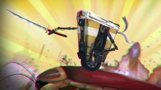 Episode 2 der Web-Serie von Borderlands 2