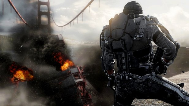 Call of Duty: Advanced Warfare - Preview-Video zur nächsten Generation des Shooters