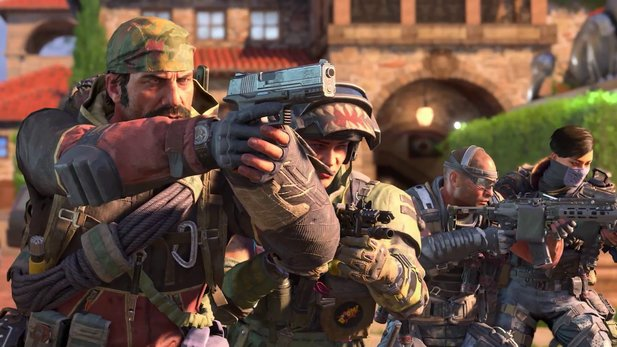 Call of Duty: Black Ops 4 - Beta-Trailer zeigt erste Spielszenen aus dem Battle-Royale-Modus Blackout