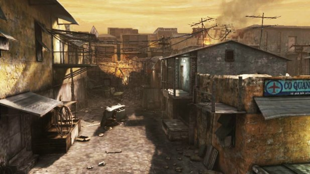 Call of Duty: Black Ops Declassified für PS Vita.