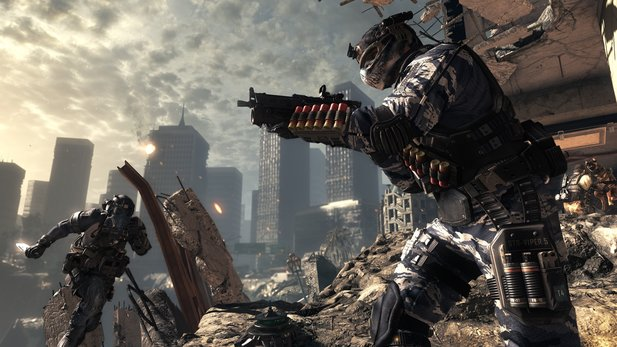 Infinity Ward planet mehrere Änderungen, um den eSport in Call of Duty: Ghosts zu verbessern.