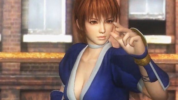 Dead or Alive 5 - Test-Video