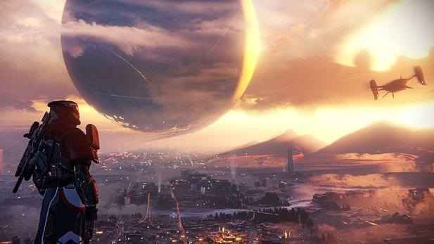 Destiny - Test-Video zum MMO-Shooter-Hype