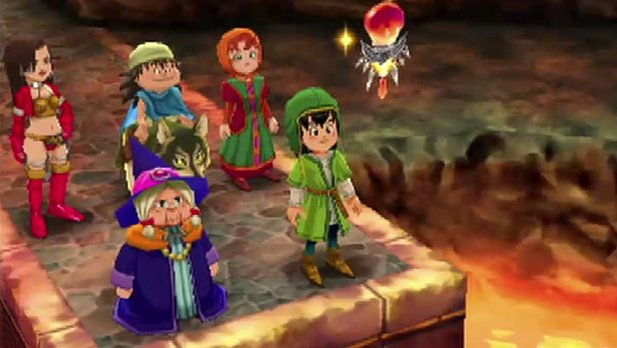 Dragon Quest 7 - Gameplay-Trailer zum 3DS-RPG von der E3 2016
