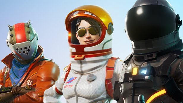Fortnite - Trailer zum Season 3 Battle Pass: Neue Skins, Spitzhacken & Rückendecker