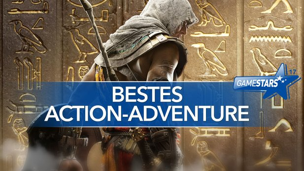 GameStars 2017: Bestes Action-Adventure - Video: Dreikampf zwischen Zelda, Horizon & Assassin's Creed