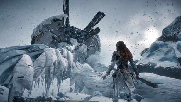 Horizon Zero Dawn Karte.Horizon Zero Dawn The Frozen Wilds So Gelangt Ihr Zu Den Addon